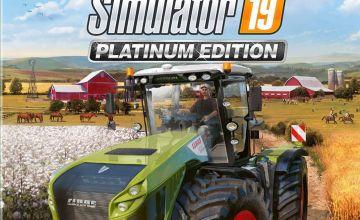 Farming Simulator 19 Platinum Edition Xbox One Game