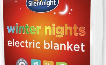 Silentnight Electric Blanket - Single