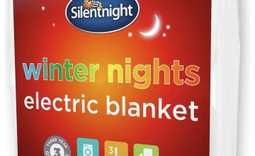 Silentnight Electric Blanket - King size