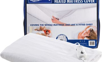 Slumberland Easy Fit Heated Mattress Cover - Single