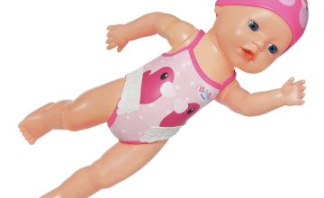 BABY Born My First Swim Fun Doll - 30cm