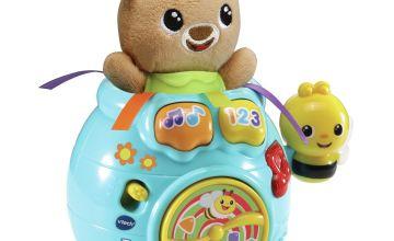 VTech Peek-a-Boo Bear Soft Toy