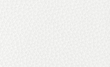 Argos Home Moda 3 Seater Faux Leather Sofa - White
