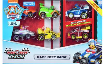 PAW Patrol  Die Cast Ready Rescue Racers