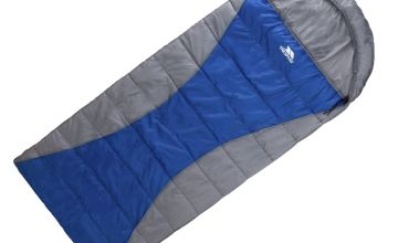 Trespass 300GSM Extra Wide Envelope Sleeping Bag