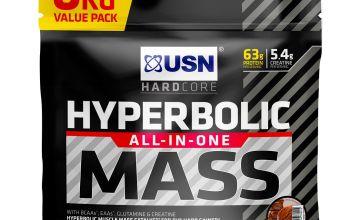 USN Hyberbolic Mass Chocolate - 6kg