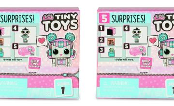 LOL Surprise Tiny Toys 2 Pack Assortment