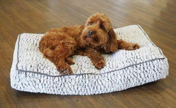 Rosewood Self-heated Dog Bed - Medium