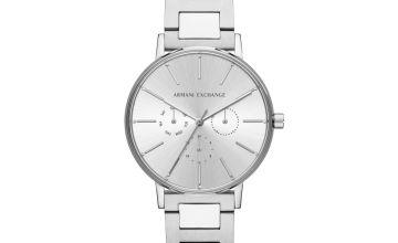 Armani Exchange Ladies Lola Stainless Steel Bracelet Watch