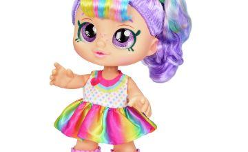 Kindi Kids S2 Toddler Doll - Rainbow Kate