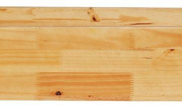 Argos Home Aspley Single Drawer - Oak Stain