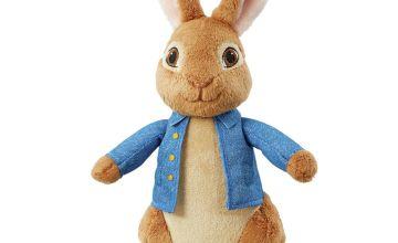 Beatrix Potter Peter Rabbit Soft Toy