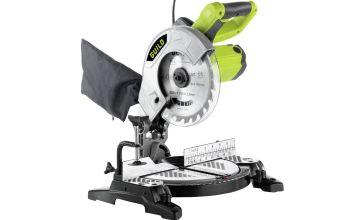 Guild 210mm Compound Mitre Saw - 1200W