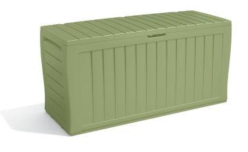 Keter Marvel Plus Garden Storage box 270L - Sage