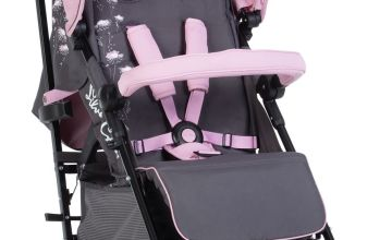 Silver Cross Pop Star Pushchair - Dancing Daisies