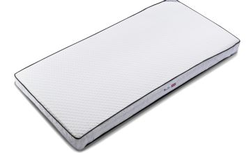 Silver Cross 140 x 70cm Premium Pocket Cot Bed Mattress