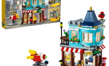 LEGO Creator Townhouse Toy Store Construction Set -31105