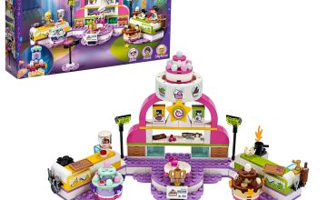 LEGO Friends Baking Competition Set with Toy Cakes - 41393