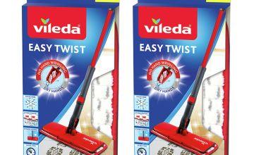 Vileda Easy Twist Mop Refill Pack