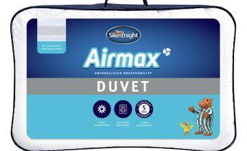 Silentnight Airmax 10.5 Tog Duvet