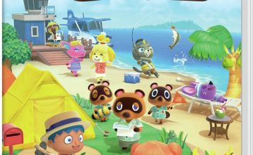 Animal Crossing: New Horizons Nintendo Switch Game