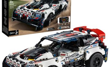 LEGO Technic App-Controlled Top Gear Rally Car RC Toy- 42109