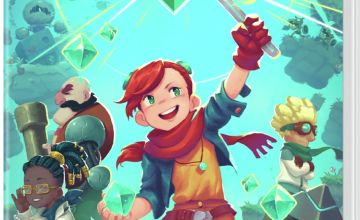 Sparklite Nintendo Switch Game