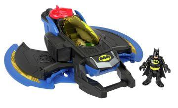 Imaginext DC Super Friends Batwing with Batman Figure