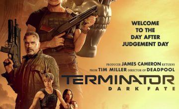 Terminator: Dark Fate DVD