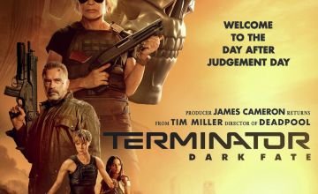 Terminator: Dark Fate Blu-Ray