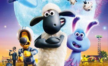 A Shaun the Sheep Movie: Farmageddon DVD
