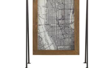 Argos Home Loft Wooden Frame