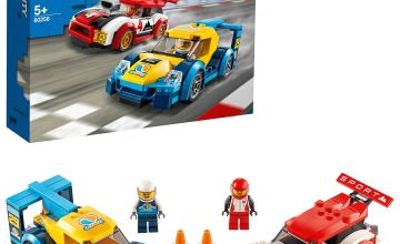 LEGO City Turbo Wheels Racing Cars Set - 60256