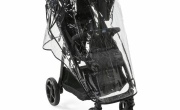 Chicco Multiride Stroller - Black