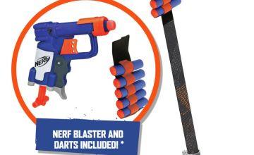 Nerf Blaster Inline Scooter