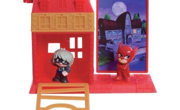 PJ Masks Trap & Escape - Owlette & Luna