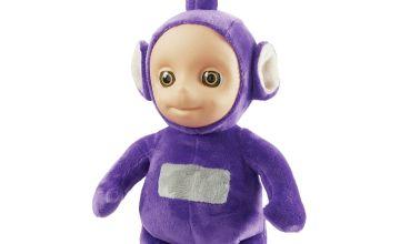 Teletubbies Talking Tinky Winky Soft Toy