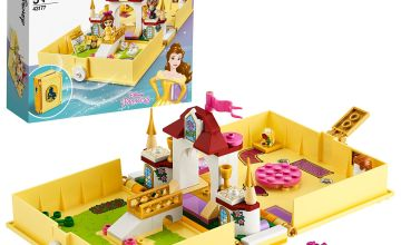 LEGO Disney Princess Belle's Storybook Adventures Set- 43177