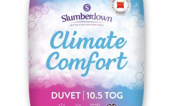 Slumberdown Climate Comfort 10.5 Tog Duvet
