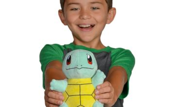 Pokemon 8inch Soft Toy Squirtle