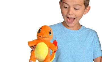 Pokemon 8in Soft Toy Charmander
