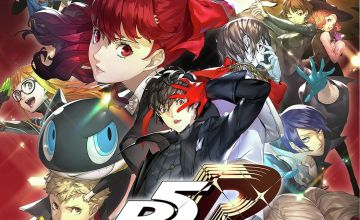 Persona 5 Royal: Launch Edition PS4 Game