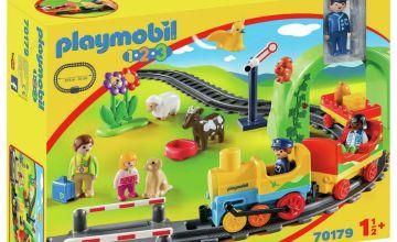 Playmobil 70719 1/2/3 My First Train Set