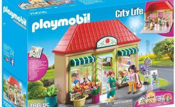 Playmobil 70016 City Life - My Flower Shop