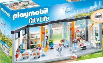 Playmobil 70191 City Life Hospital Wing