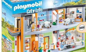 Playmobil 70190 City Life Large Hospital