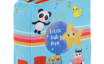 Little Tikes Little Baby Bum Singing Storybook