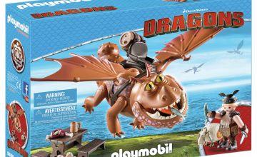 DreamWorks Dragons 9460 Fishlegs and Meatlug