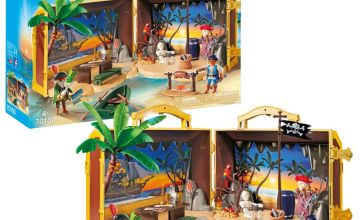 Playmobil 70150 Take Along Pirate Island