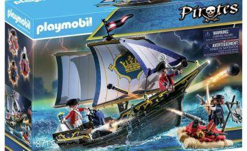 Playmobil 70412 Pirates Redcoat Caravel